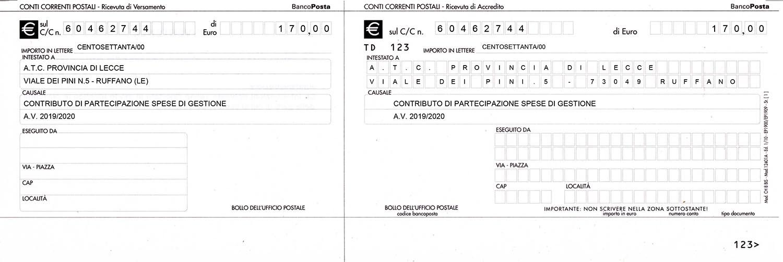 Calendario Venatorio Sicilia 2020.A T C Provincia Di Lecce Ambito Territoriale Di Caccia Home